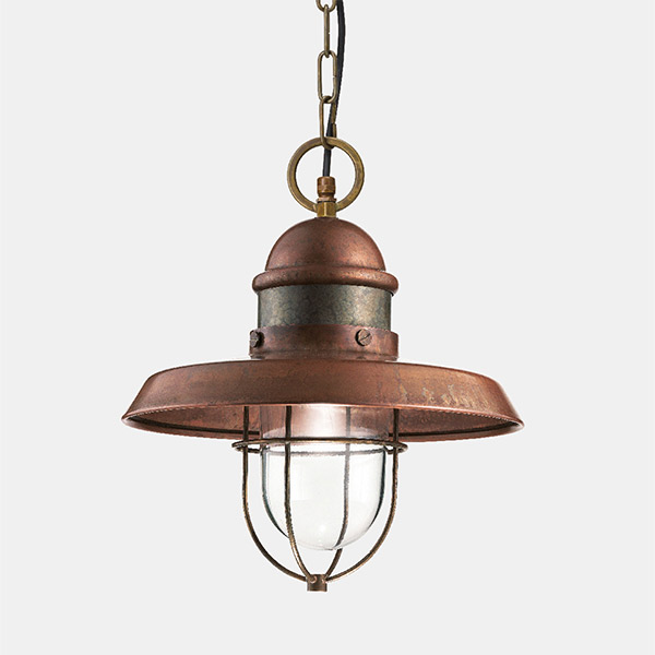 Patio Outdoor Suspension Lamp