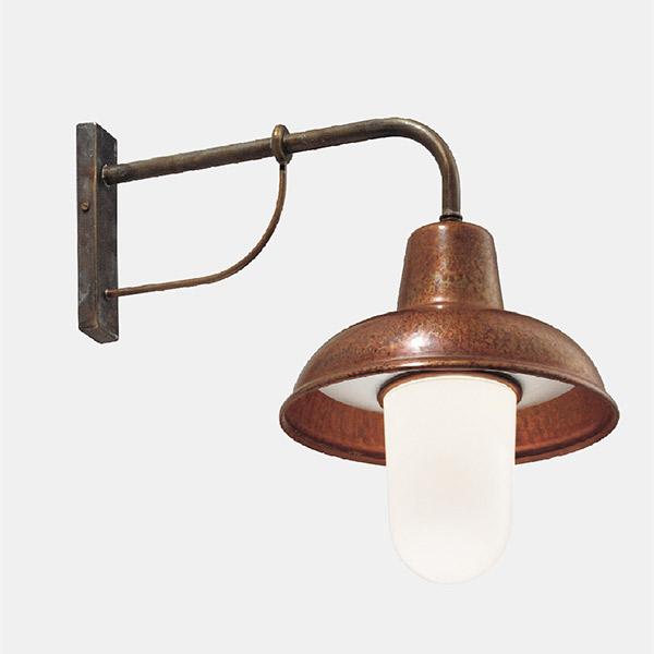 Contrada Outdoor Wall Lamp - A