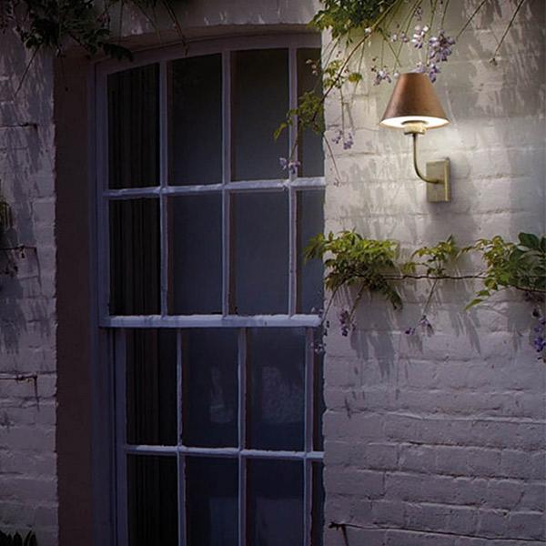 Fiordo Outdoor Wall Lamp