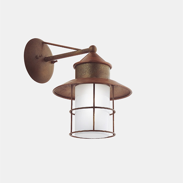 Granaio Outdoor Wall Lamp - A