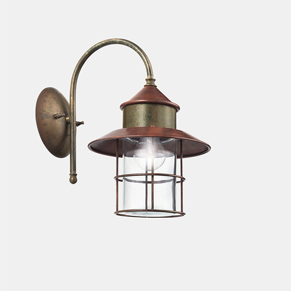 Granaio Outdoor Wall Lamp - B