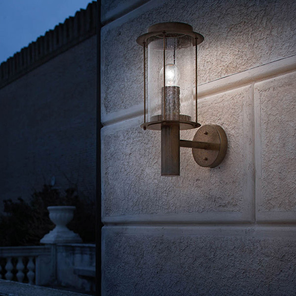 Loggia Outdoor Wall Lamp