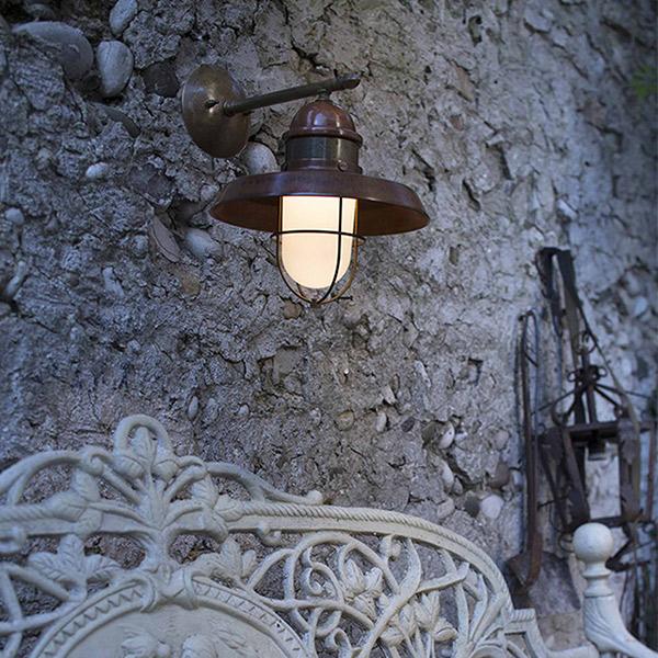 Patio Outdoor Wall Lamp