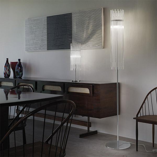 Diadema Medium Floor Lamp