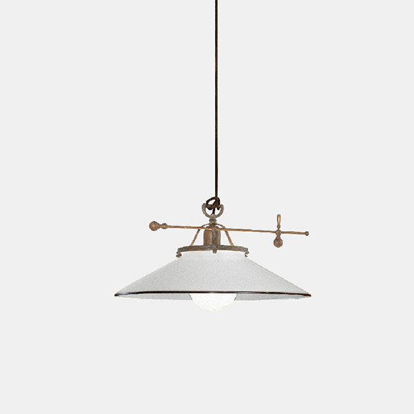 Country Suspension Lamp - A