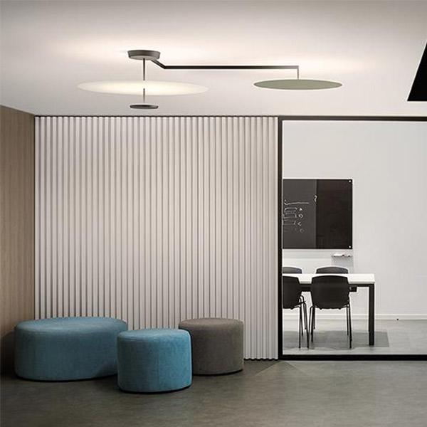 Flat 5910 Ceiling Lamp