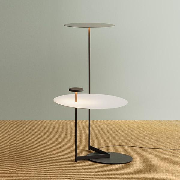 Flat 5945 Floor Lamp