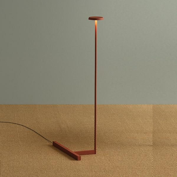 Flat 5955 Floor Lamp