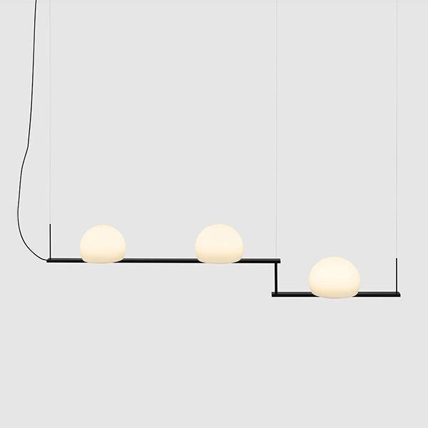 Circ Suspension Lamp - T-3716S
