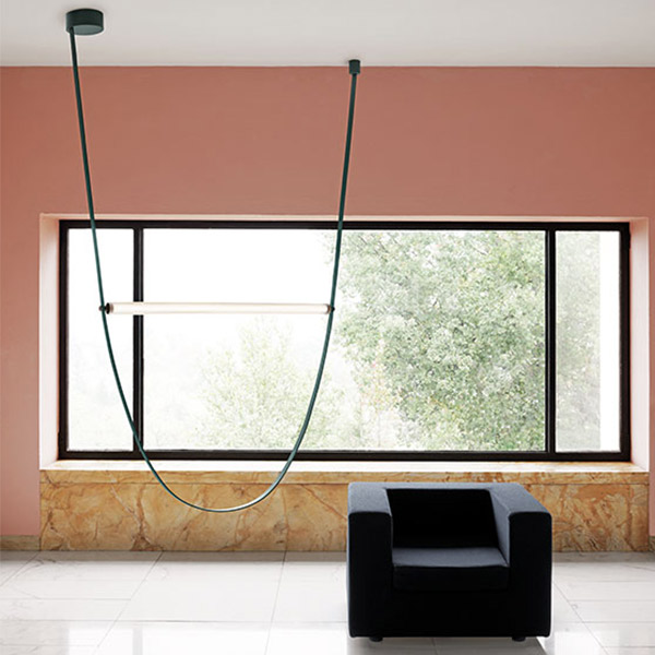 Wireline Suspension Lamp