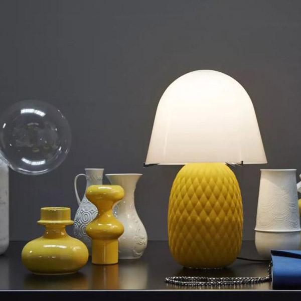 Pineapple Table Lamp - 7214/L1
