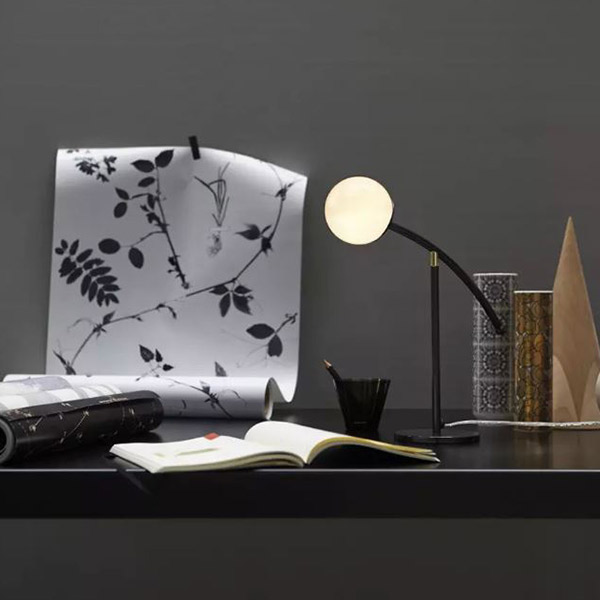 Arch Table Lamp - 7252/L1