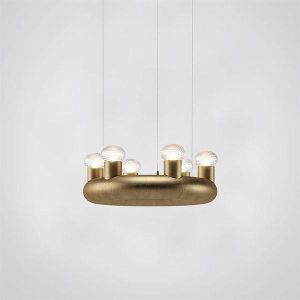Kingdom Suspension Lamp - 7376/6