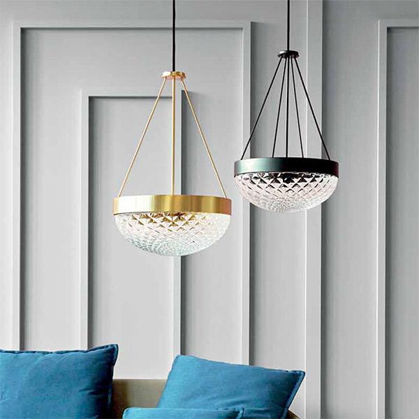 Rays Suspension Lamp - 7209/3