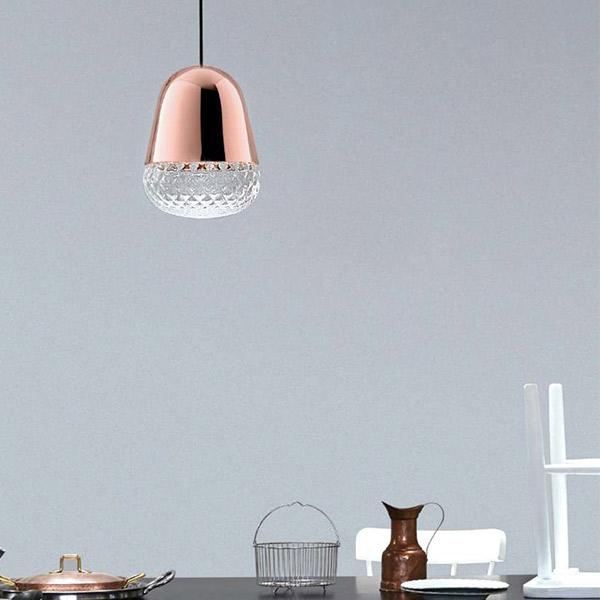 Balloton Suspension Lamp - 7212/1 Acorn Mini