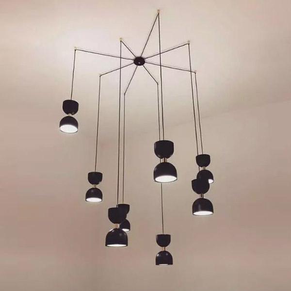 Clessidra Suspension Lamp - 7331/16