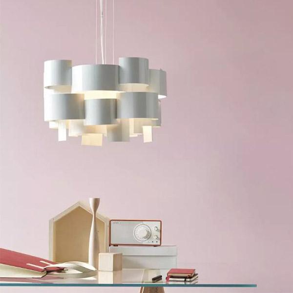 Cloud Suspension Lamp - 6978/9