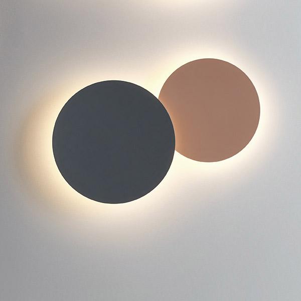 Puck Wall Art 5481 Lamp - Double