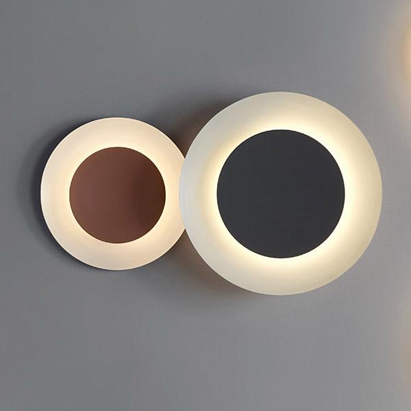 Puck Wall Art 5487 Lamp - Double