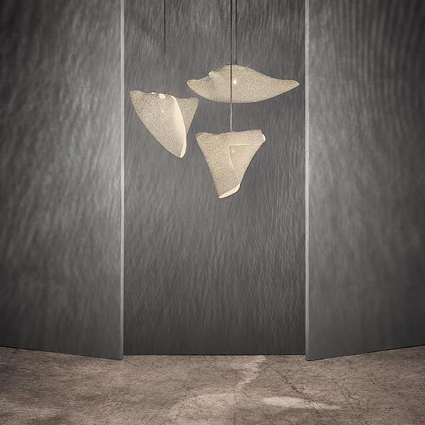Ballet Composition Suspension Lamp