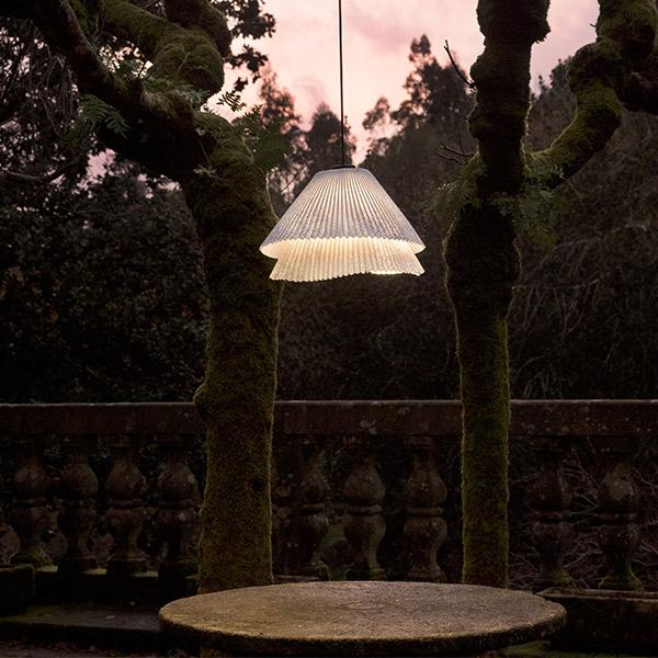Tempo Vivace Outdoor Suspension Lamp