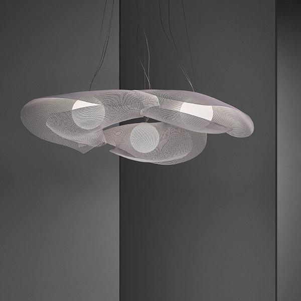 Mytilus Composition Suspension Lamp