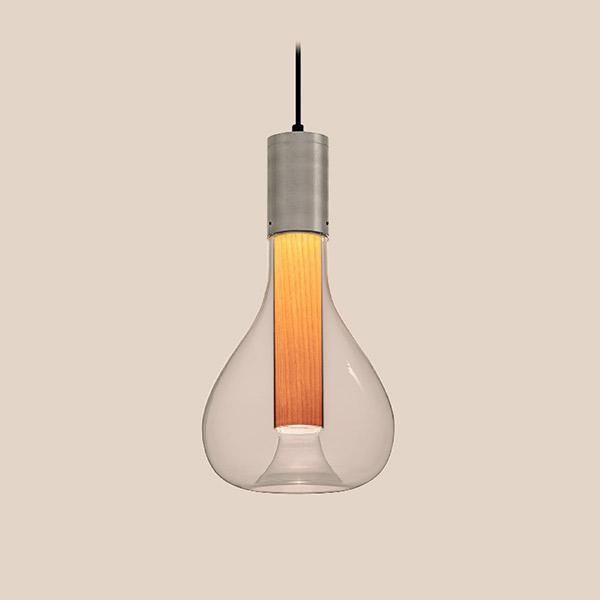 Eris Suspension Lamp - Aluminium
