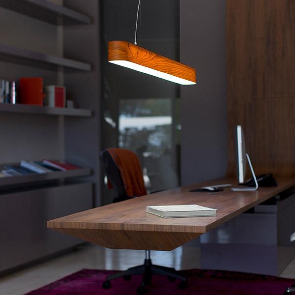 I - Club Slim Short Suspension Lamp