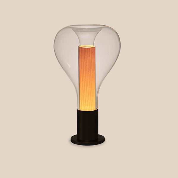 Eris Table Lamp - Matt Black