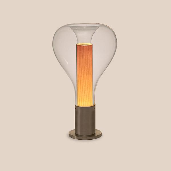 Eris Table Lamp - Aluminium