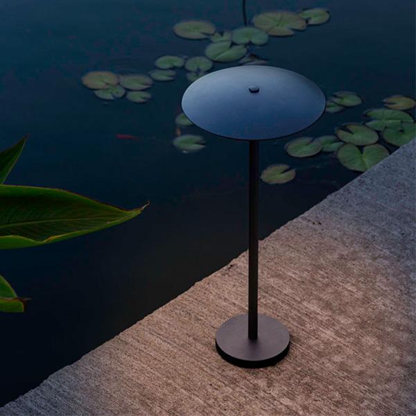 Ginger B 20/63 Outdoor Floor Lamp - Fixed
