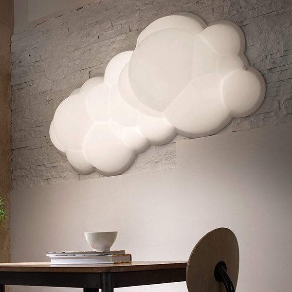 Nuvola Ceiling Lamp - H-37