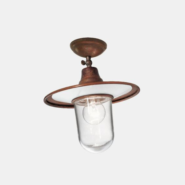 Barchessa Small Outdoor Ceiling Lamp