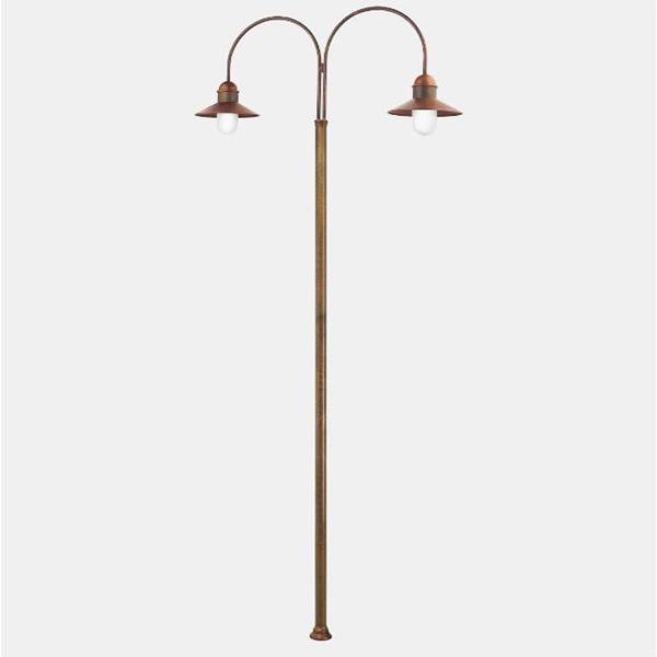 Borgo 4 Outdoor Floor Lamp