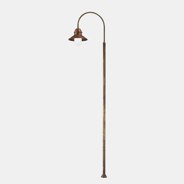 Borgo 6 Outdoor Floor Lamp