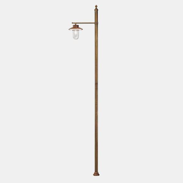 Calmaggiore 3 Outdoor Floor Lamp