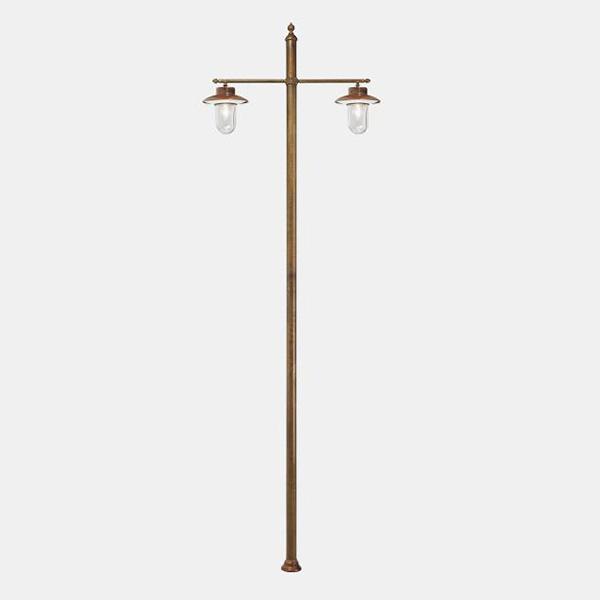 Calmaggiore 4 Outdoor Floor Lamp