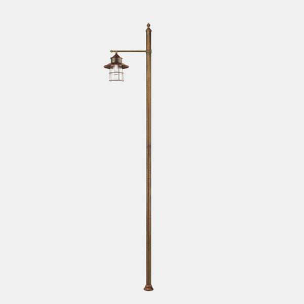 Granaio Outdoor Floor Lamp - A