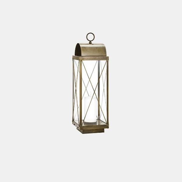 Lanterne 4 Outdoor Floor Lamp