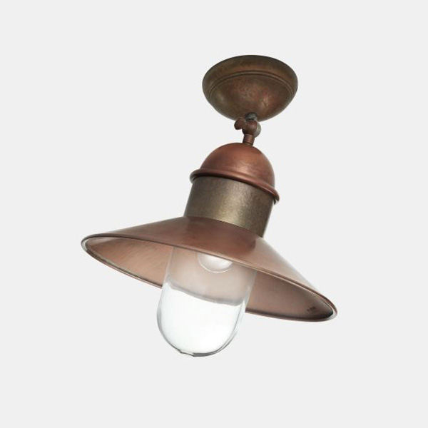 Borgo Large Outdoor Ceiling Lamp