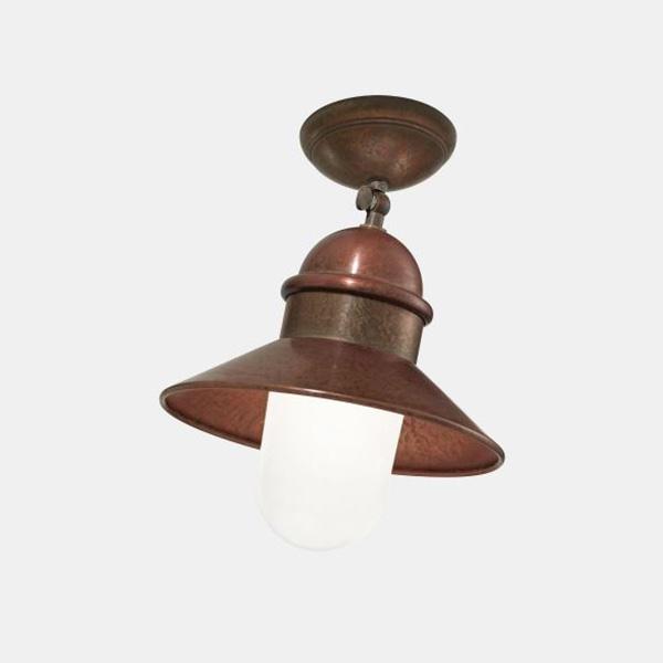 Borgo Small Outdoor Ceiling Lamp