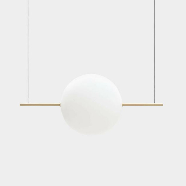 Alma Suspension Lamp - A
