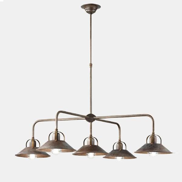 Cascina Suspension Lamp - F