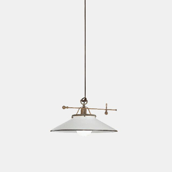 Country Suspension Lamp - B