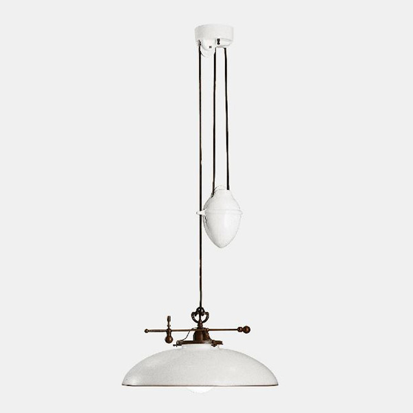 Country Suspension Lamp - D