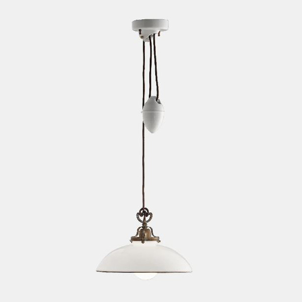 Country Suspension Lamp - E