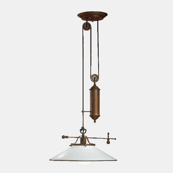Country Suspension Lamp - F