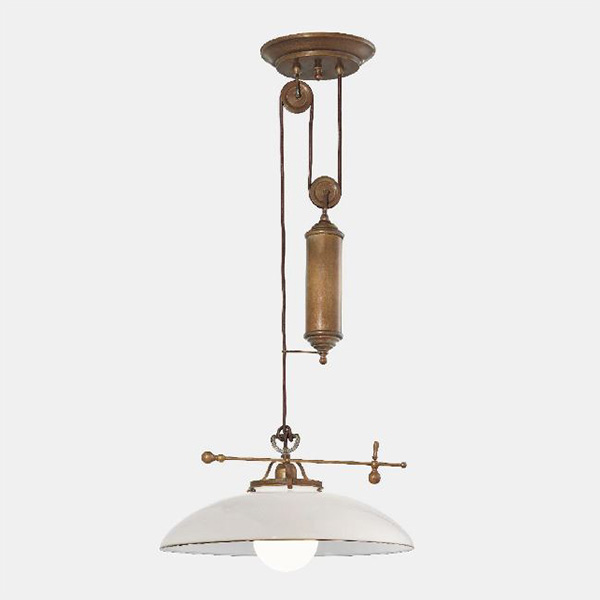 Country Suspension Lamp - G