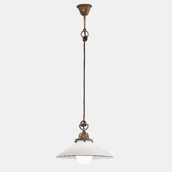 Country Suspension Lamp - H