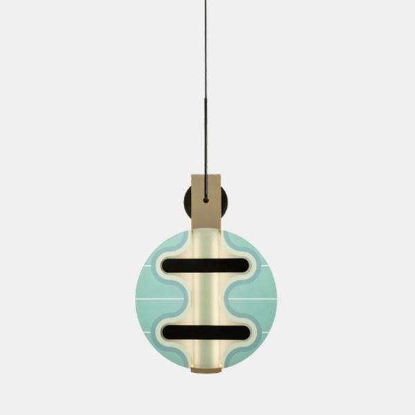 Miami Suspension Lamp - C